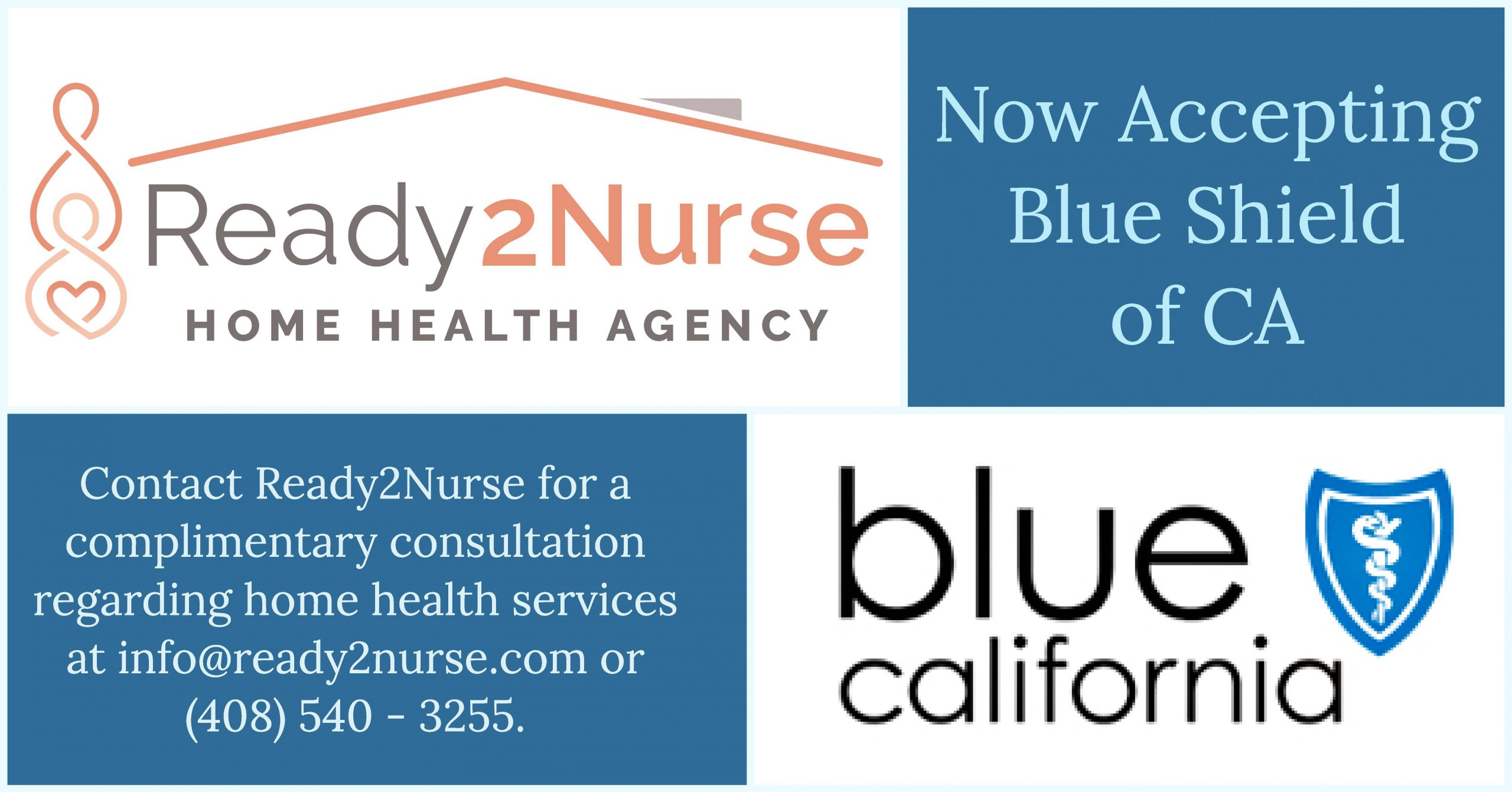 Now Accepting Blue Shield of California