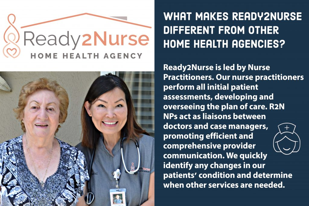 What makes Ready to  Nurse different