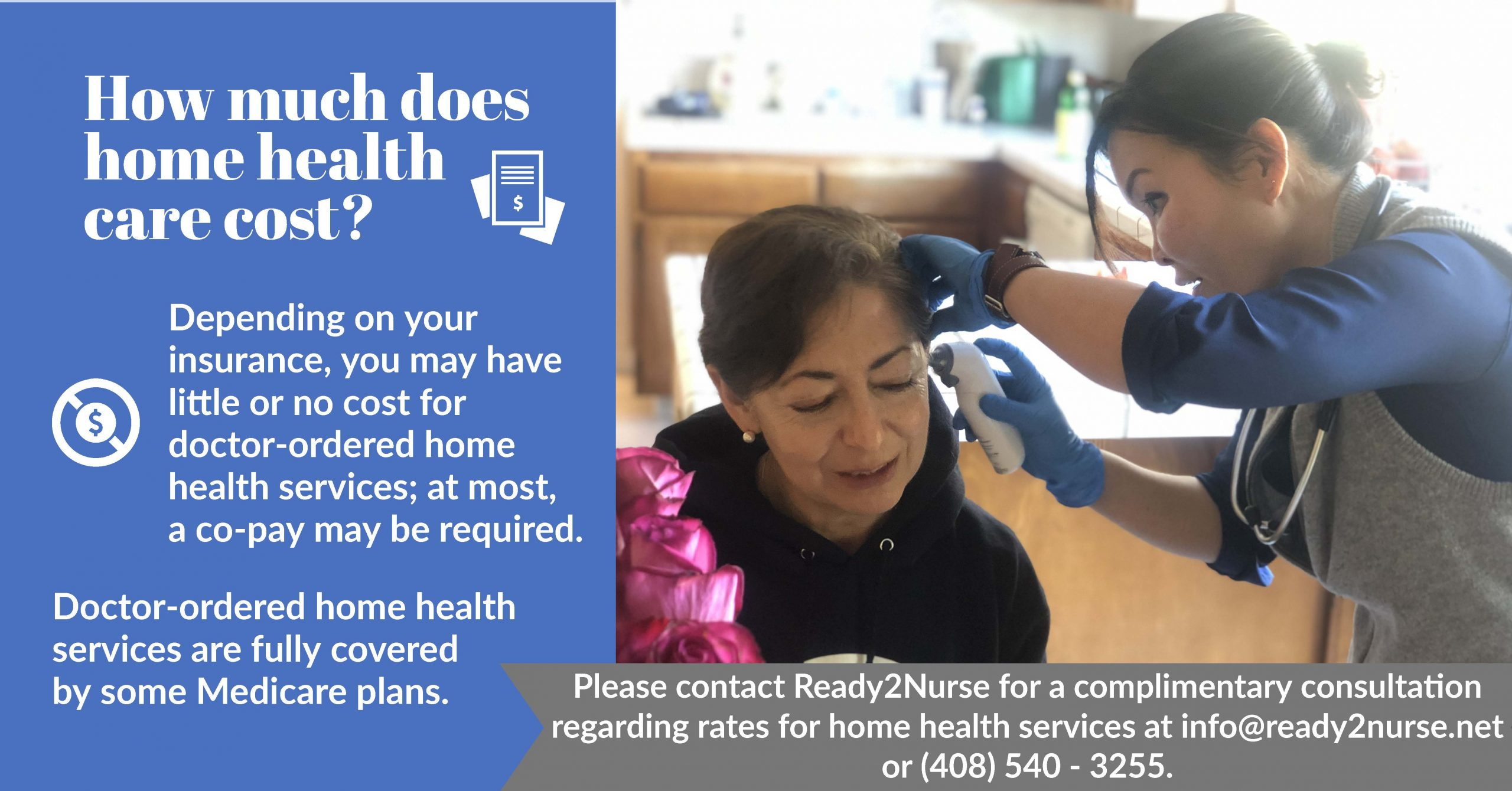 How much does home health care cost?
